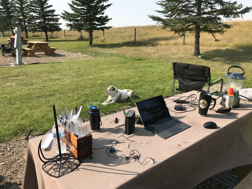 Camping & Sequencing