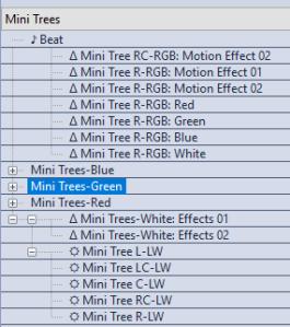 Mini Tree Grid