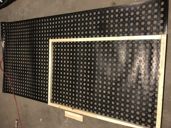 Frame and PixelNet