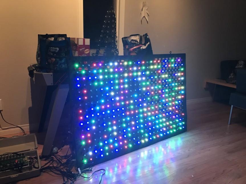 Building  a Matrix